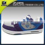 china latest design fashion leisure boys sport skateboard shoes