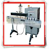 aluminium foil sealing machine for cosmetics bottle from jiacheng packaging machinery manufacturer