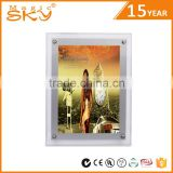 Factory wholesale crystal jesus picture frame for decoration