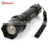 Goread C20 high bright focusable Q3 direct charge small LED torch