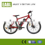 26 inch MTB frame electric bicycle,light mtb electric bicycle manufacturer