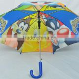 "19"" cartoon kids umbrella for boys"