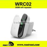 Wireless N Wifi Repeater 802.11N/B/G Network Router Range 300Mbps signal Antennas booster wifi repeater 220v
