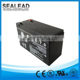 Low price maintenance free vrla solar gel battery 12v 7Ah 20hr sealed battery for medical equipments