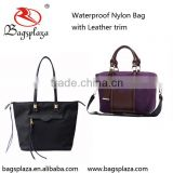 Hot sale handbags high quality waterproof nylon handbag fashion gift bag                                                                                                         Supplier's Choice