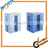 Plastic window clotheing drawers with zipper