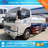 fuel tank truck hydraulic oil tanker truck for sale                                                                                                         Supplier's Choice