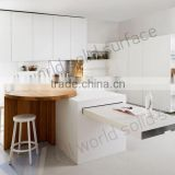 Easy to clean home furniture Italian kithcne furniture high quality kitchen furniture modern