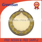 soft enamel round souvenir 3d cheap sports custom design your own blank wholesale gold award cheap metal medals                                                                                         Most Popular