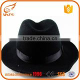 100% wool wide brim hats wholesale cheap unisex felt fedora hat                                                                         Quality Choice