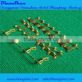Customized power socket electric socket brass parts