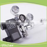 Serviceable Dependable Performance Aquarium Single Stage Low Pressure Air Regulator With Double Gauges