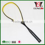 SMX970 new design full graphite squash racket/squash rackets for sale/squash