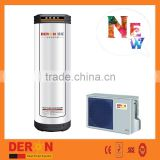 DERON aquarium heater domestic water heat pump air to water household heat pump domestic heat pump water heaters