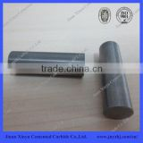 Grounded Tungsten Carbide Welding Rod / Tungsten Carbide Drill Rods / Cemented Carbide Rod For Cutting