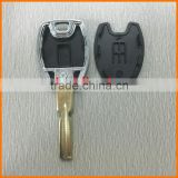 Wholesale price transponder key case shell cover blank with chip groove key blanks for BMW e46 e39 e36 e34 x5 e30