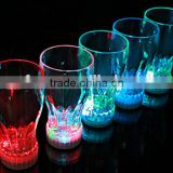 Fashion water Induction led flash cup / party light cup / color change cup