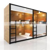 INQUIRY ABOUT capsule bed hotel furniture resting bed for youth hostel sleep cot beds