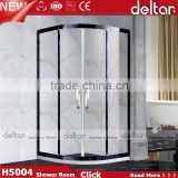 china suppliers shower enclosure cubicle shower cabin prefab complete standard size whole enclosed shower room