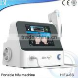 Ultrasound Facelift Machine/ Non High Intensity Focused Ultrasound Surgical Facelift Hifu/ HIFU Treatment 300W