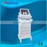 Portable High Frequency Face Machine Chest Shaping HIFU-C Portable Waist Shaping Hifu 2000 Shots Machine Wrinkle Remover High Frequency Facial Device Portable