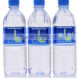 Mineral Water Supply Natural Mineral Water 500ml