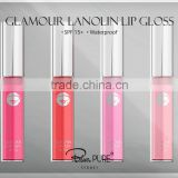 Glamour Lanolin Lip Gloss (4 in 1 pack) for smooth luscious lips! beauty lush lips women