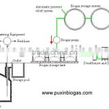 INquiry about medium size anaerobic digestion system for biogas project