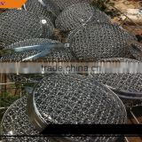 Made in China crimped wire mesh, barbecue grill, stainless steel barbecue bbq grill wire mesh net with Cheap Price