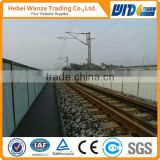 highway noise barrier,sound barrier wall/noise barrier wall/soundproof screen fence