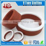 Inquiry about NBR/FKM/Nylon/PTFE Fabric rubber 30x50x8 vee - packing set piston seals