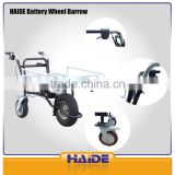 Electric wheel barrow,hand trolley