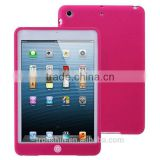 Eco-friendly Soft Silicone Protective Cover for Apple iPad Mini Table PC Computer