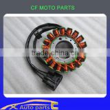 motorcycle parts,magneto stator coil assembly 0700-032000 for cf moto 650 nk/650 tr