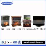 indoor use luxury decor flame easy insert french style decorative electric fireplace mantel