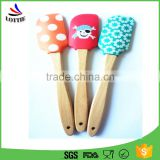 LFGB,FDA ,CE / EU Certification and Baking & Pastry Spatulas Baking & Pastry Tools Type 3-piece silicone spatula set