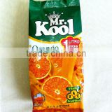 Orange Flavored Drink Powder
