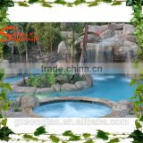Design of indoor fountains and waterfalls with pool pump landscape bigest water fountain rockery for Park