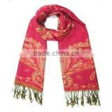 Fashion lady woven scarf