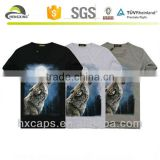 Wholesale rock band t-shirt men cotton