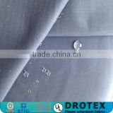 2014 hot seller fashion waterproof workwear fabric polyester/cotton65/35 255gsm for mens suit, trousers,pants,uniform
