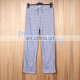 Custom printing high quality striped pajamas for boys