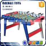 kids indoor sport football game wooden table set pool soccer table