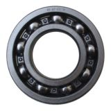 85*150*28mm 7310E/30310 Deep Groove Ball Bearing Black-coated