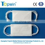 3 ply with ear loop nonwoven face mask