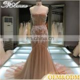2017 newzealand romantic lace new evening and formal dresses