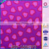 New Design Nylon Elastic Print Knit Fabric Factory