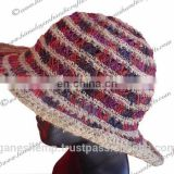 Wire Brim Hat HCWB 0048