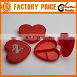 Easy Opening Logo Custom Cheap Plastic Pill Case