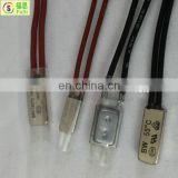 The temperature control switch KSD9700 normally closed thermal protector 5A 250V